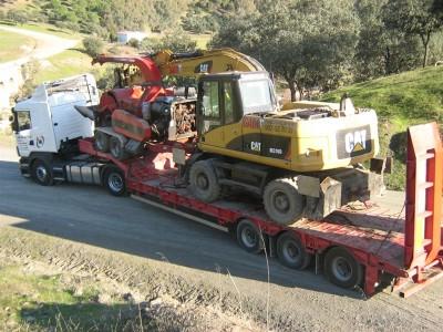 Transportes Especiales 2 - Grúas Muñoz