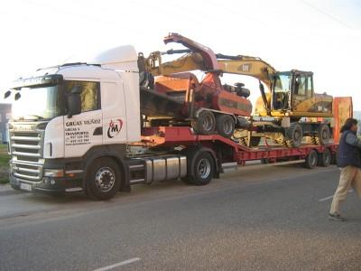 Transportes Especiales 3 - Grúas Muñoz