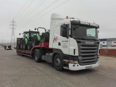 Transportes Especiales 18 - Grúas Muñoz