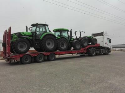 Transportes Especiales 19 - Grúas Muñoz