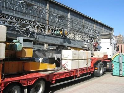 Transportes Especiales 8 - Grúas Muñoz