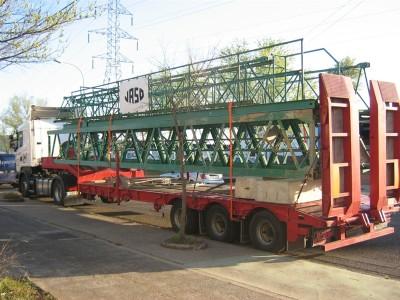 Transportes Especiales 11 - Grúas Muñoz