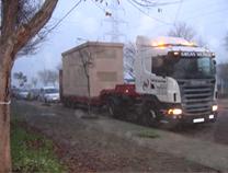 Camiones góndola Puente Genil - Grúas Muñoz