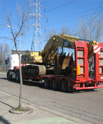 Camiones para transporte de mercancías- Grúas Muñoz